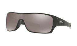Купить Солнцезащитные очки Oakley Turbine Rotor Polished Black / Prizm Black Polarized