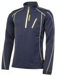 Купити Кофта Protest HUMANY 1/4 zip top Ground Blue