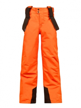 Купить Штаны Protest Bork JR Snowpants Bright Orange