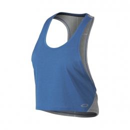 Купить Майка Oakley Prosper Crop Tank Heather Imperial Blue