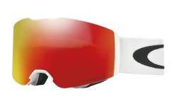 Купити Гірськолижна маска Oakley Fall Line Matte White Prizm Torch Iridium