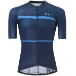 Купить Велокофта Oakley Jawbreaker Road Jersey Atomic Blue