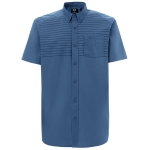 Купити Сорочка Oakley S/S Woven Shirt Ensign Blue