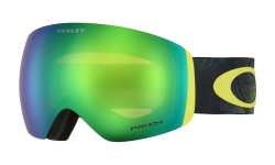 Купить Горнолыжная маска Oakley Flight Deck Mystic Flow Poseidon Retina / Prizm Snow Jade Iridium
