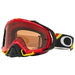 Купить Мотоциклетная маска Oakley MAYHEM PRO MX Heritage Racer Res Yellow /Prizm Bronze