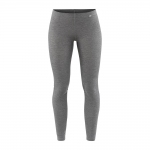 Купить Термобелье Craft Essential Warm Pants Woman Dark Grey Melange