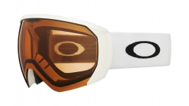 Купити Гірськолижна маска Oakley Flight Path XL Matte White Prizm Persimmon