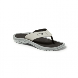 Купить Шлепанцы Oakley Super Coli Sandal Stone Gray