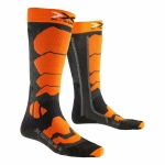 Купить Носки X-Socks Ski Contol 2.0 Anthracite/Orange