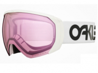 Купити Гірськолижна маска Oakley Flight Path XL FACTORY PILOT White Prizm HI Pink