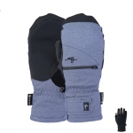 Купити Рукавиці жіночі POW W's Cascadia GTX Short Mitt +WARM Blue Nights 20/21