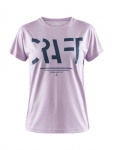 Купить Футболка Craft Eaze SS Logo Mesh Tee Woman FLARE