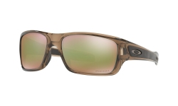 Купить Солнцезащитные очки Oakley Turbine XS (Youth Fit) Brown Smoke / Prizm Shallow Water Polarized