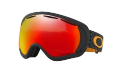 Купити Гірськолижна маска Oakley Canopy Skygger Black Orange / Prizm Torch Iridium