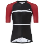 Купить Велокофта Oakley Colorblock Road Jersey Red Line