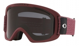 Купити Гірськолижна маска Oakley O Frame 2.0 Pro XL Heathered Grenache / Dark Grey & Persimmon