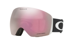 Купить Горнолыжная маска Oakley Flight Deck Matte Black /Prizm Hi Pink Iridium