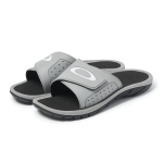 Купить Шлепанцы Oakley Super Coil Slide 2.5 Stone Gray