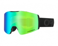 Купить Горнолыжная маска Oakley Fall Line XM Factory Pilot Blackout / Prizm Snow Jade Iridium