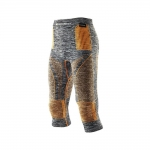 Купить Термобелье X-Bionic Energy Accumulator Evo Melange Man Pants Medium Grey Melange/Orang