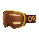 Купити Гірськолижна маска Oakley Flight Path XL FACTORY PILOT Mustard Yellow Grenache Pzim Persimmon