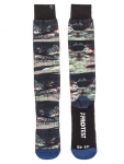 Купить Носки Protest BACKSPACE active snow socks Ground Blue