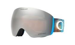 Купить Маска Oakley Flight Deck Corduroy Dreams Blue Orange Prizm Black Black Iridium