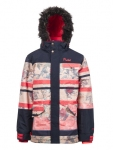 Купить Куртка Protest Elian JR SnowJacket Ground Blue