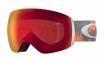 Купить Горнолыжная маска Oakley Flight Deck Sharkskin Orange / Prizm Snow Torch Iridium
