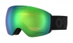Купить Горнолыжная маска Oakley Flight Deck Factory Pilot Blackout / Prizm Jade Iridium