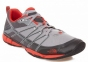 Купити Чоловічі кросівки The North Face LITEWAVE AMPERE Monument Grey/Fiery Red