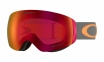 Купить Горнолыжная маска Oakley Flight Deck XM Dark Brush Orange / Prizm Snow Torch Iridium