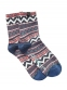 Купить Носки Protes  Scribble Lifestyle Socks Flame Red