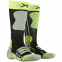 Купити Термошкарпетки X-Socks Ski JR 4.0 Anthracite Melange/Green Lime
